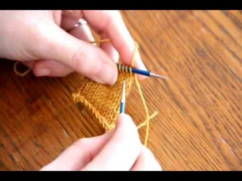 Knit or Lace Bind Off- An Elastic Bind Off