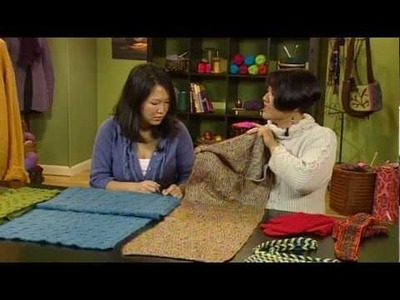 Knitting Daily TV Series 400 Episode 402