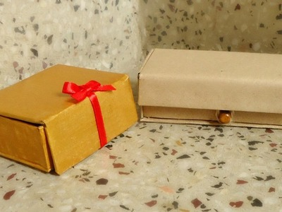 Make a Vintage Cardboard Box - DIY Crafts - Guidecentral