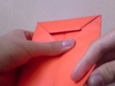 (ORIGAMI) how to make an Envelope
