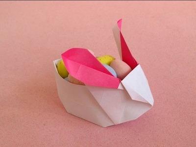 Rabbit Lantern (or Easter Bunny Basket) -Jacky Chan
