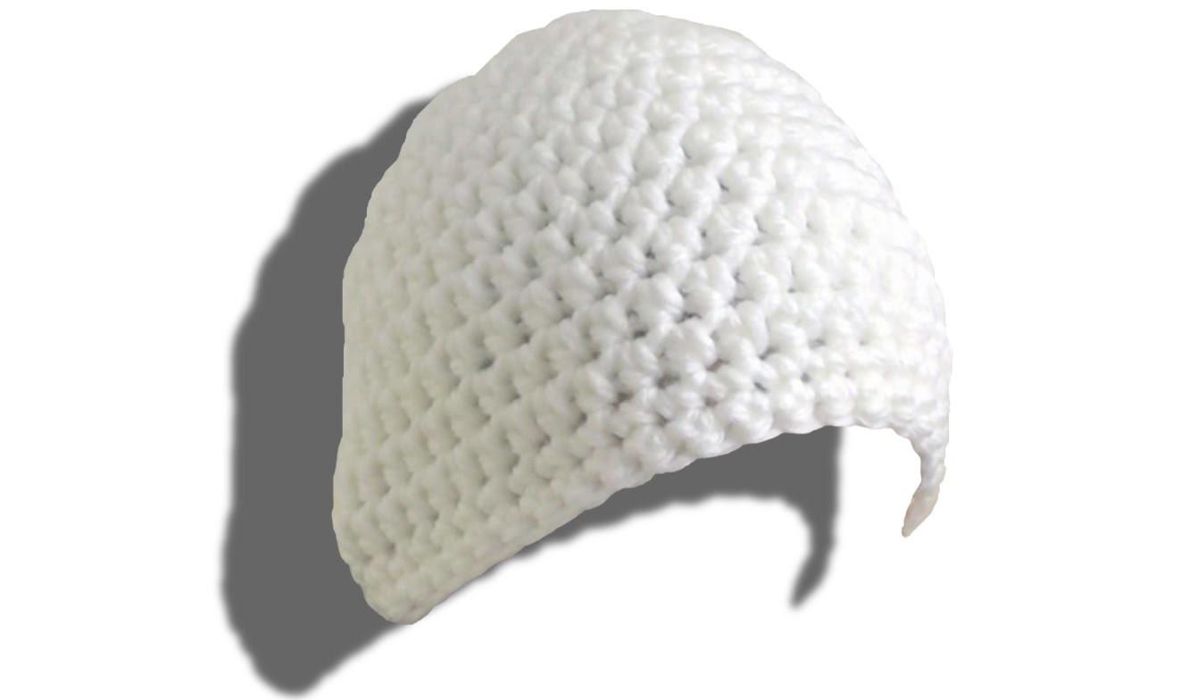 SIMPLE hat crochet tutorial - © Woolpedia