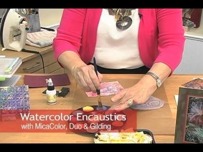 "Sneak Peek - ""Art! Craft! Create!"" -  A brand new DVD from Susan Pickering Rothamel"