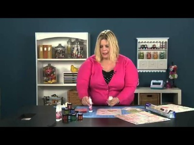 Tip of the Day - Frugal Friday: DIY Glitter Paper
