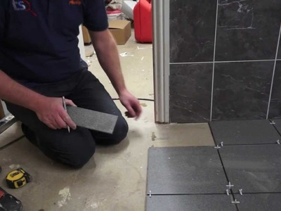 Tommy's Trade Secrets - How To Tile A Floor