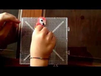 Tutorial: como hacer un Lorito de hama beads