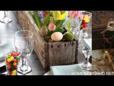 29 Ideas for Rustic Easter Décor  part 1
