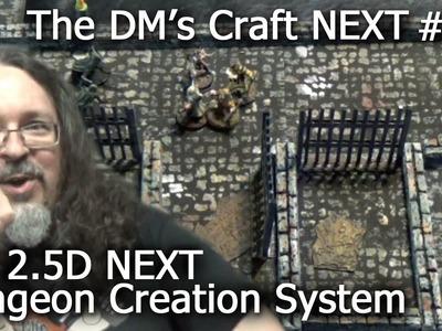 D&D NEXT Dungeon Creation System (DM's Craft NEXT #1)