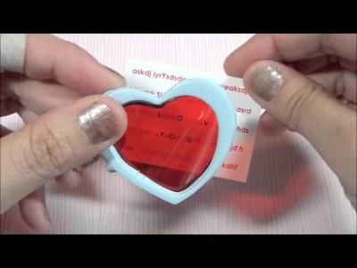 Day 12 of 14 Days of Valentine's Crafts!