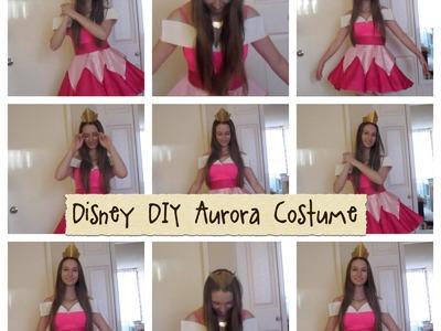 Disney DIY: Aurora Costume