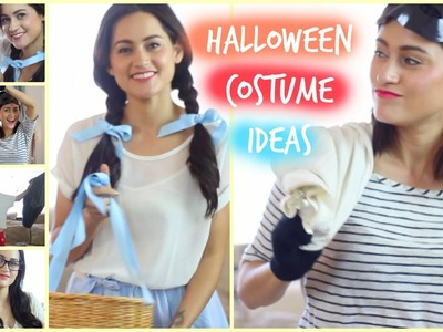 DIY Halloween Costumes For Lazy People | 2014