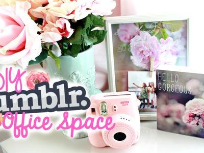 DIY Tumblr Office.Desk Space Decor | Belinda Selene
