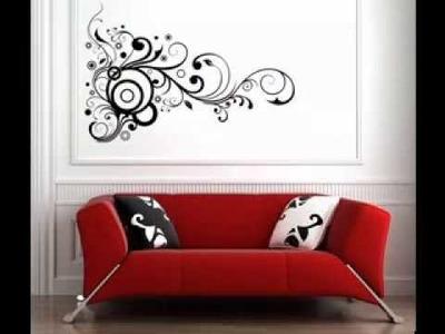 Easy DIY bedroom wall decorations ideas