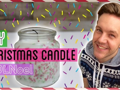 Easy DIY Christmas Candle Crafts | Christmas Haul Ideas