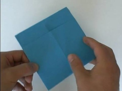 Easy Origami CD Case [tutorial]