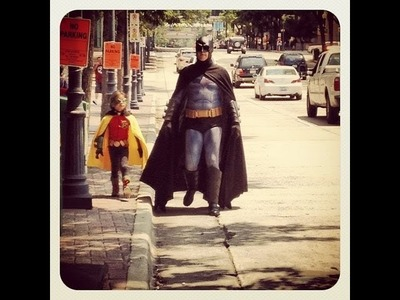 Halloween Batman Costume Ideas 2013. Cosplay, DIY Crafts