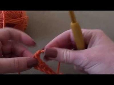 How to Fasten off in Crochet by Crochet Hooks You