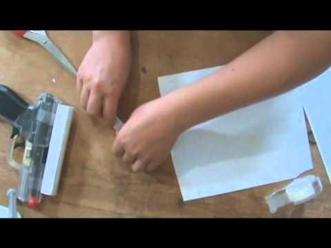 How to make a Airsoft Gun Scope ( Air Soft  )