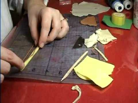 How to Make a Banana from Polymer Clay