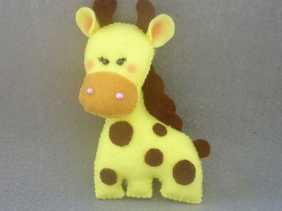 Make a Glamorous a Girl Giraffe - DIY Crafts - Guidecentral