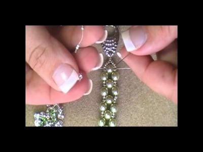 Montee Embellished Pearl Bracelet