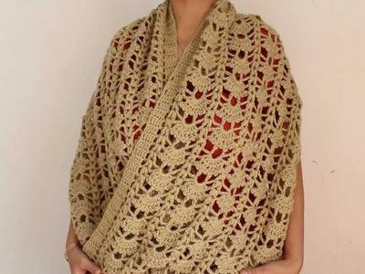 My First Infinity Scarf (Crochet)