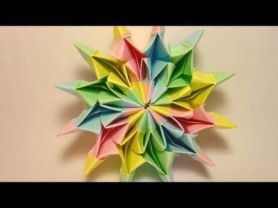 Origami Fireworks (Yami Yamauchi)