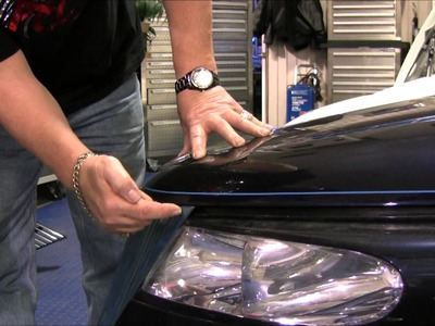 Plymouth Prowler Billet Style Front Grille Install Video How to by American Car Craft