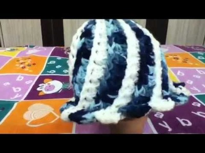 Video Response for Crochet Geek(Crochet Cap Blaise)