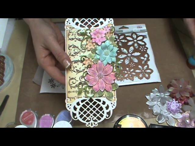#74 NEW Sizzix Magnetic Platform for Wafer Dies & Heartfelt Creations by Scrapbooking Made Simple