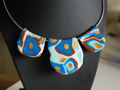 Craft: Jewelry Making Tutorial, Necklace, Pendant and Bracelet Design