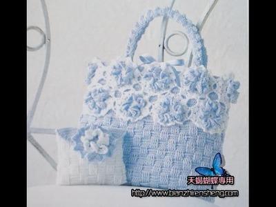 Crochet| Bag Simplicity Patterns 15