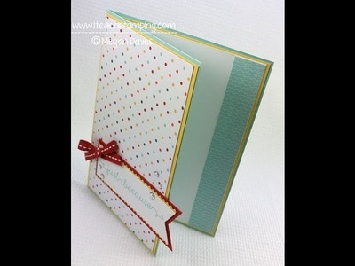 DIY Card Making - How to Make A Card