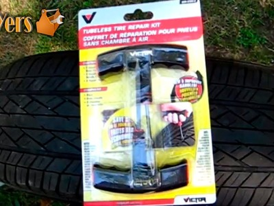 DIY: Plugging a Tire Leak