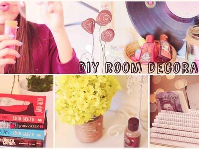 DIY Spring Room Decoration + Giveaway!