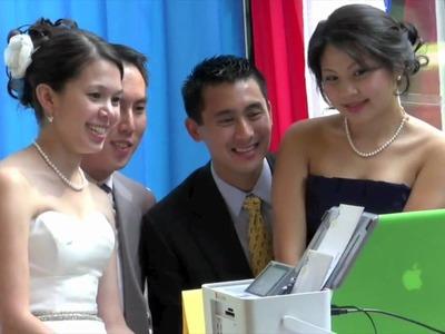 DIY: Wedding Photo Booth