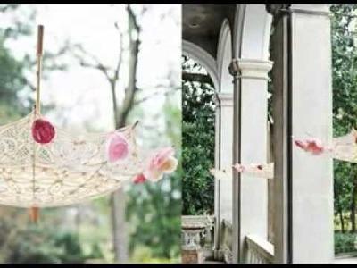 Easy DIY Vintage baby shower decorating ideas