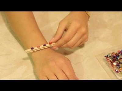 Gemstone Jewelry Crafts : Easy Crafts