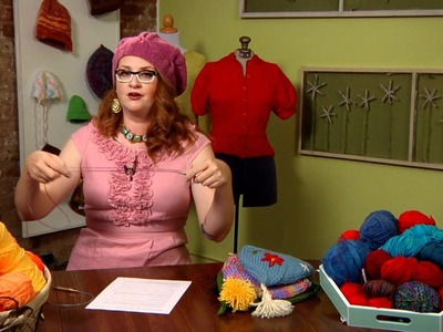 How To Knit Hats Without Double-Pointed Needles with Stefanie Japel