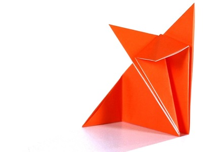 How to Make a Fox | Origami