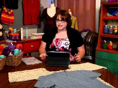 How To: Make a Plus-Size Crochet Top That Flatters You with Marly Bird