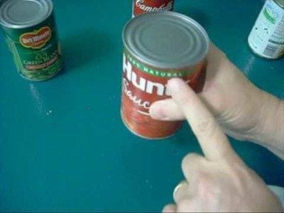 How to use Kuhn Rikon can opener