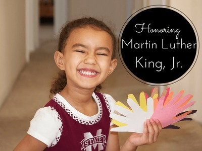 Kids Crafts: How to Honor Martin Luther King, Jr.