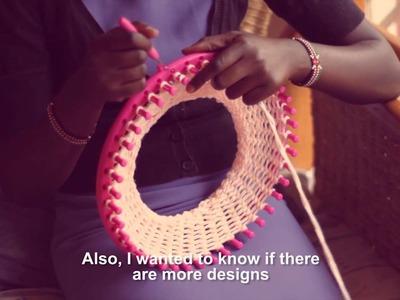 Knitting for Jesus- Short Documentary