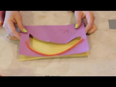 Making Layered Greeting Cards  : Arts & Crafts