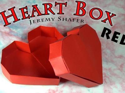 Origami Heart Box -- Redo