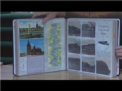 Scrapbooking Ideas : Travel Scrapbook Ideas