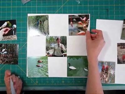 Scrapbooking Process 3 Page Layout 1 Trad 2 Pocket