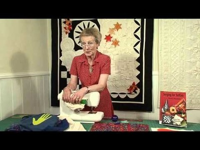 SImple and easy bag with Jennie Rayment