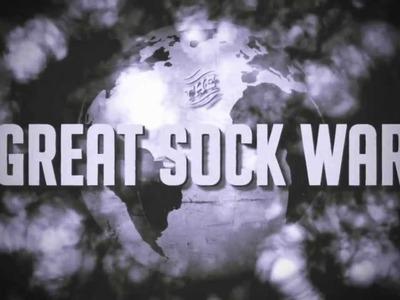 The Great Sock War: Toe-Up vs. Cuff-Down Knit Socks